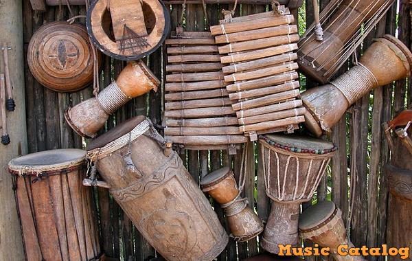 Что такое музыкальные инструменты